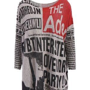 Believe, trendy beautiful sweater